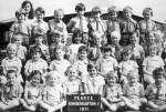 School Photo of Kindy class