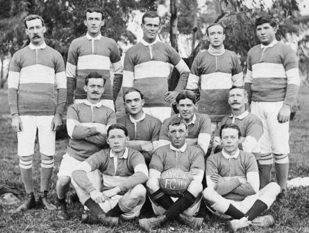 Canberra Soccer Club 1914
