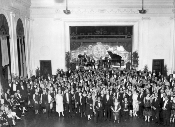 Rotary Conference at the Albert Hall, Canberra 1929