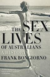 Sex Lives of Australians cover