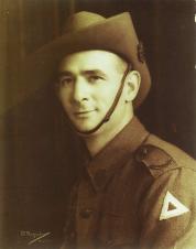 Hal Buttsworth Portrait